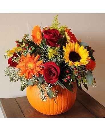 Simply Autumn by Lovebird Flowers