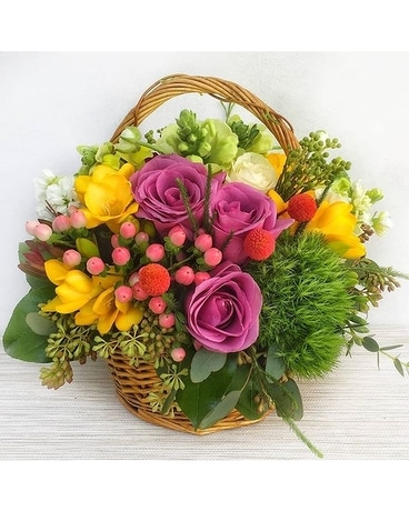 Let It Grow by Lovebird Flowers Flower Arrangement
