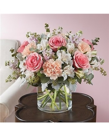 Touched Beyond Words by Lovebird Flowers Flower Arrangement
