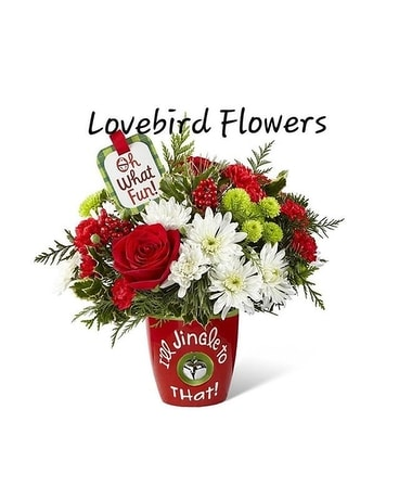 Oh What Fun! by Lovebird Flowers