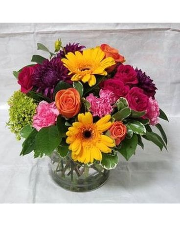 Blooms Galore by Lovebird Flowers Flower Arrangement