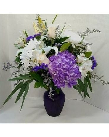 Petal Perfect by Lovebird Flowers Flower Arrangement