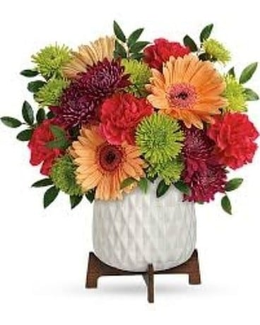 Harvest Delight by Lovebird Flowers