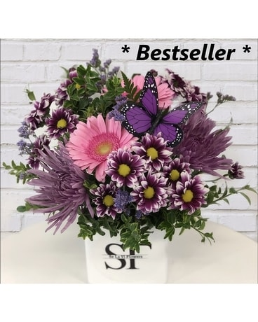 Butterfly Effect Flower Arrangement