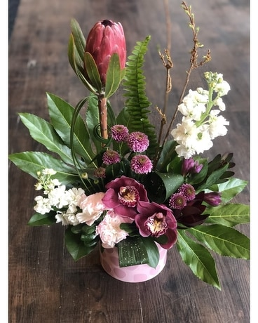 Exotic Collection Flower Arrangement