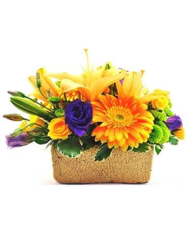 Mountain Meadow Flower Arrangement