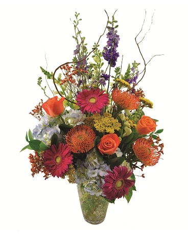 Summer Symphony Flower Arrangement