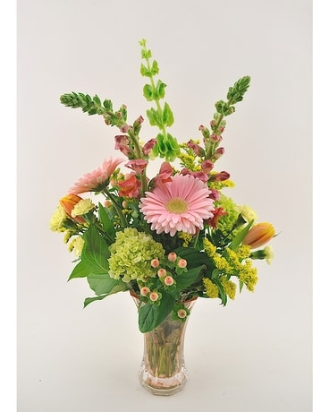 Have a Lovely Day Flower Arrangement