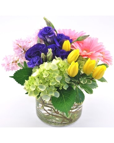 Spring Festival Flower Arrangement