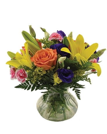 Pleasing Posies Flower Arrangement