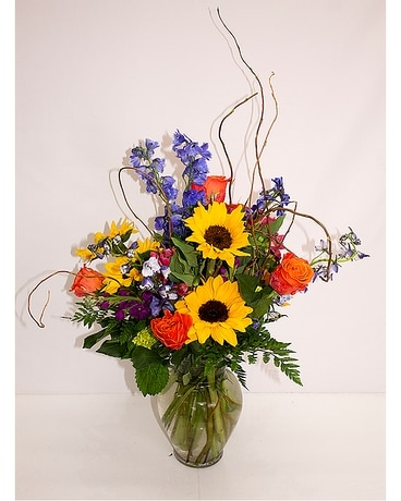 Wow Bouquet Flower Arrangement
