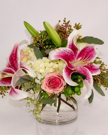 Elegant Spring Flower Arrangement