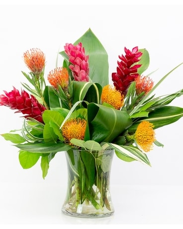 Aloha Flower Arrangement
