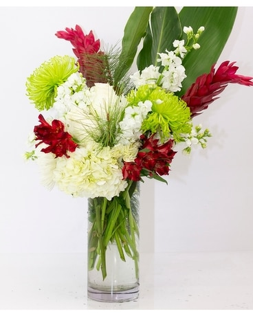 Festive Flower Arrangement
