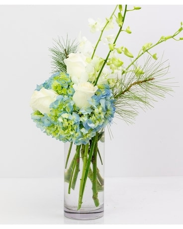 Snow Day Bouquet Flower Arrangement