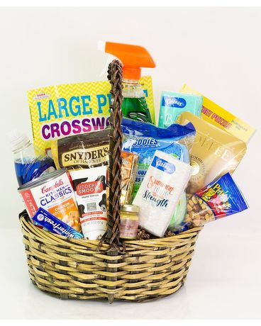 Daily Essentials Basket Gifts