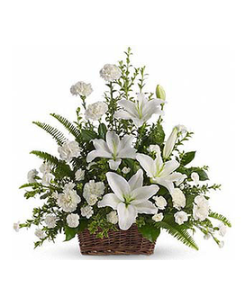 Grace & Elegance Flower Arrangement