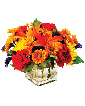 Fall in Love Flower Arrangement