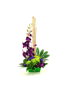 Fen Shui Flower Arrangement