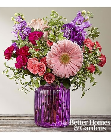 The Purple Prose Bouquet