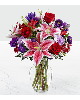 Stunning Beauty Flower Arrangement