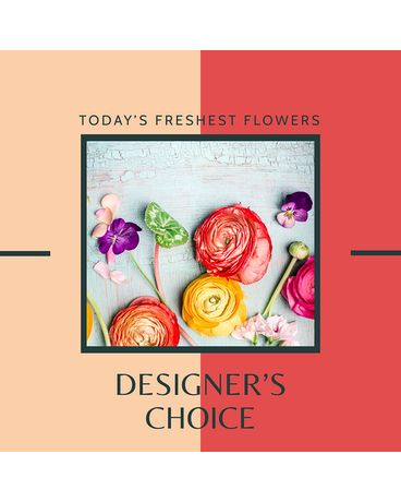 Designer's Choice - Medium Flower Arrangement