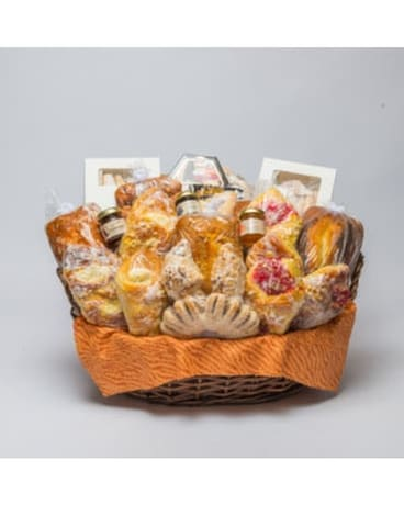 Super Deluxe Bread & Pastry Basket