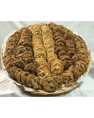 Gourmet Cookie Tray Gift Basket