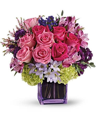 Our Spring Flowers Are Here! Flower Arrangement
