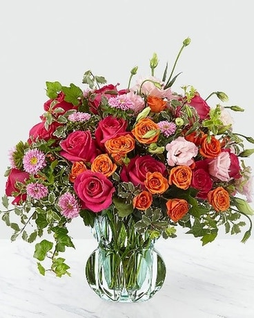 Only The Best™ Luxury Bouquet Flower Arrangement