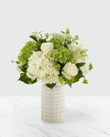 Pure Grace Flower Arrangement