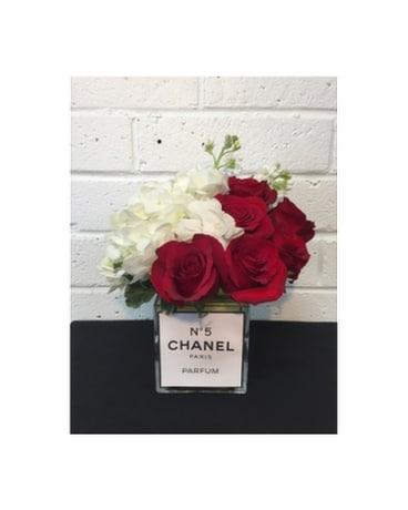 Chanel Flower Arrangement