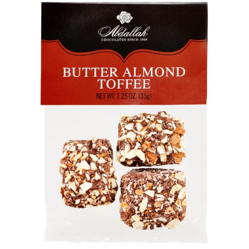 Butter Almond Toffee