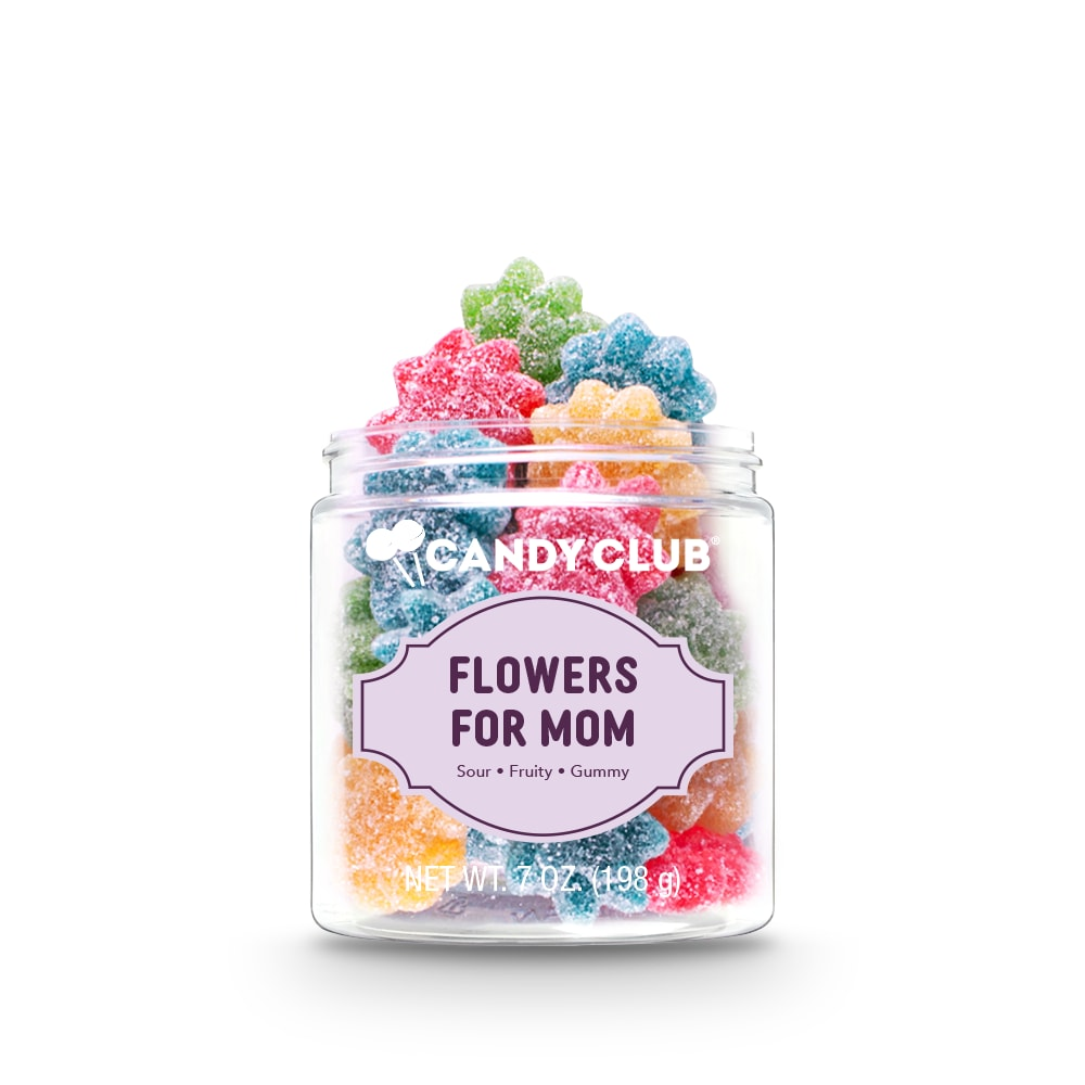 Candy Club Flowers for Mom