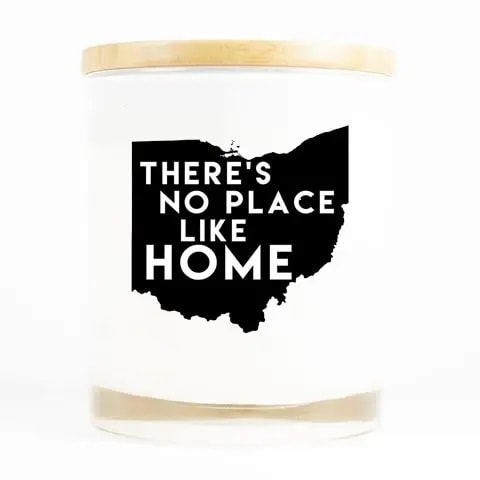 Unplug Soy Candle- Ohio