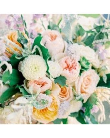Soft Pastels, Designers Choice Flower Arrangement