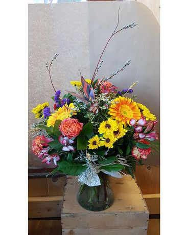 Manitoba Prairie Mom Flower Arrangement