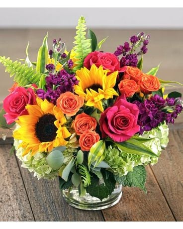 Fall Expressions Flower Arrangement