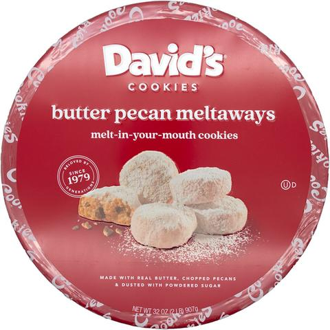 Butter Pecan Meltaways tin