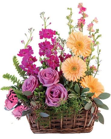 SUMMER MEADOW Flower Arrangement