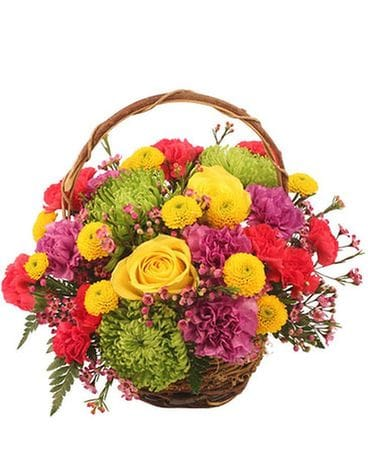 COLORFULNESS BOUQUET Flower Arrangement