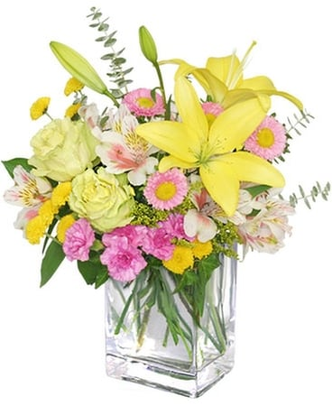 FLORAL FRESHNESS Flower Arrangement
