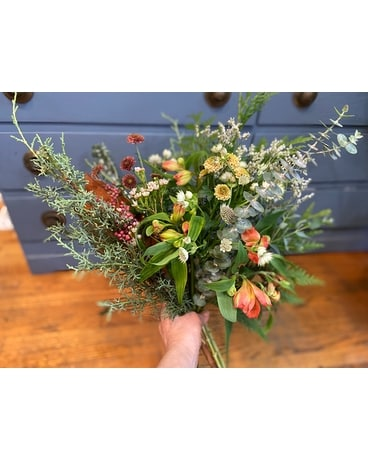 Field and Forest Hand Tied Bouquet Bouquet
