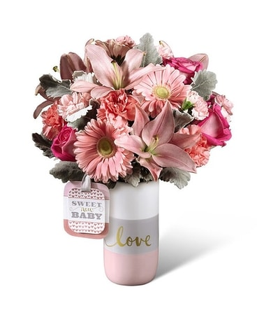 Sweet Love Bouquet by FTD Hallmark Flower Arrangement