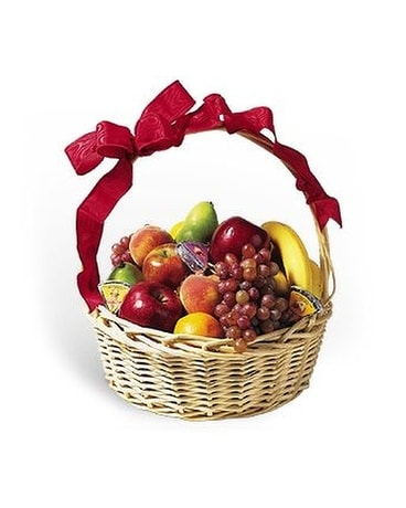 Gifts of the Orchard Gift Basket ...