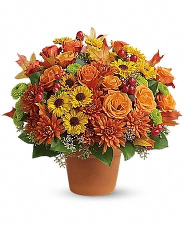 Sweet Maples Flower Arrangement