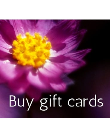 Gift Cards Gifts