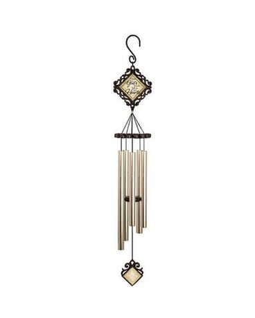 Memories Wind Chime Flower Arrangement