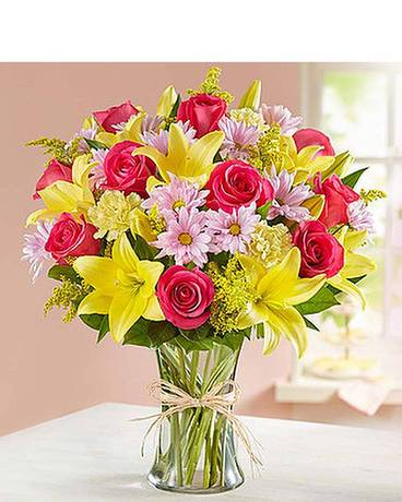 Spring Bouquets Delivery Mountain View Ca Oakbrook Florist