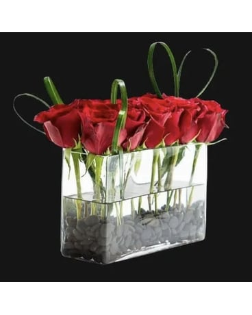 Modern Love Flower Arrangement